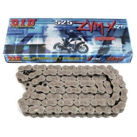 Цепь DID 525-118 ZVM-X Super Street X-Ring ZJ