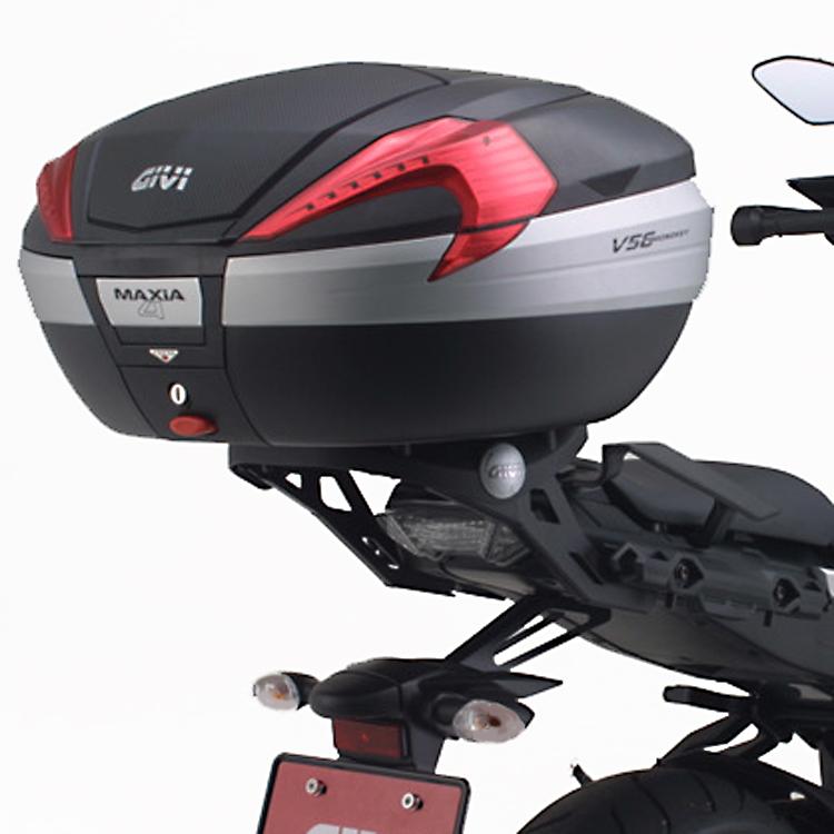 Крепление кофра GiVi для Yamaha MT-09 Tracer, арт: 10064 - Системы крепления и площадки для кофров