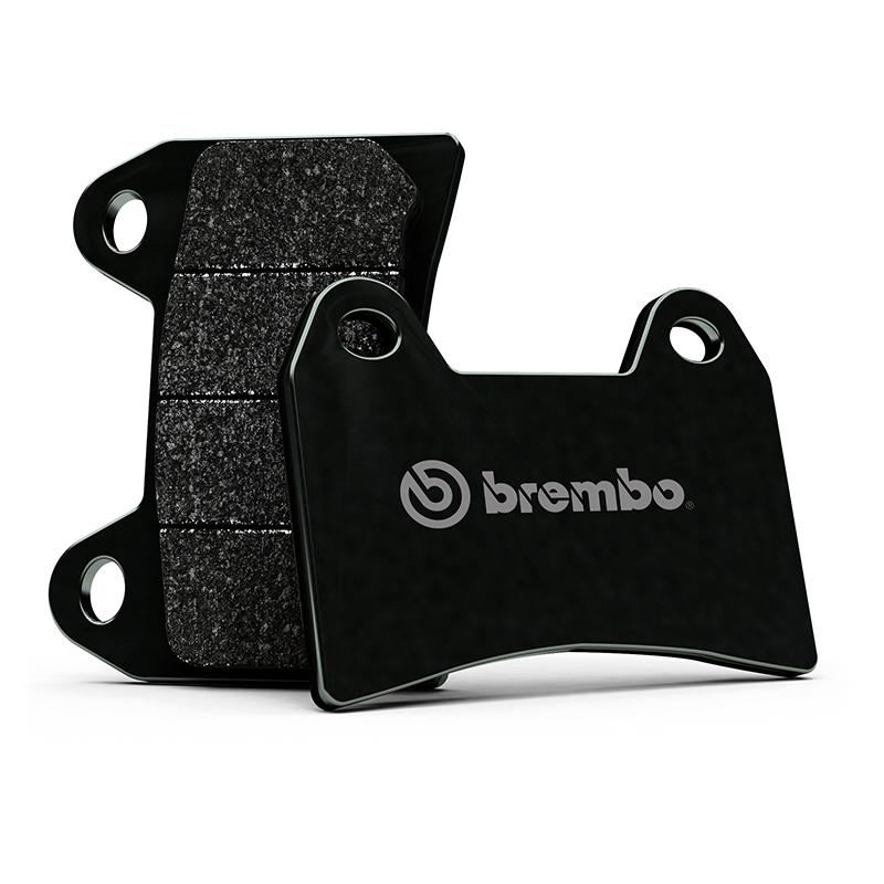 Тормозные колодки Brembo 7037 Scooter Carbon Ceramic, арт: 10201 - Тормозная система