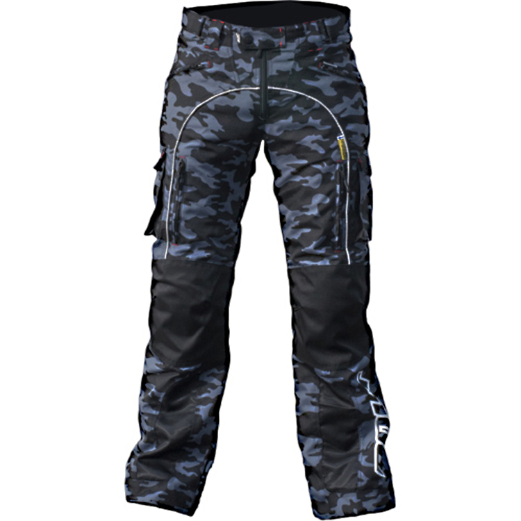 Мотоштаны текстильные Bolt Street Runner Camo цвет хаки, арт: 10407 - Штаны и джинсы