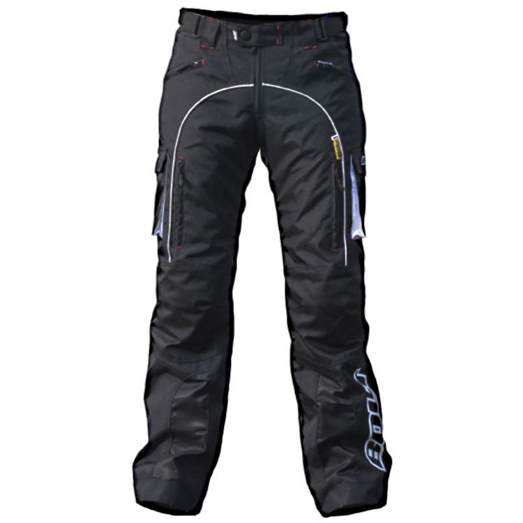 Мотоштаны текстильные Bolt Street Runner черные, арт: 10411 - Штаны и джинсы