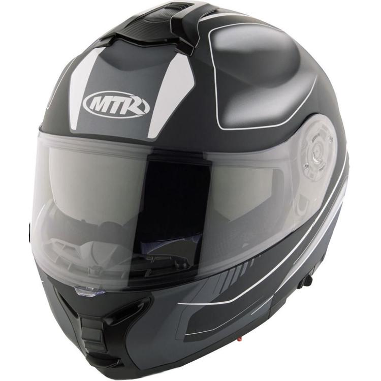 Шлем MTR K-13 Flip-Up, арт: 10427 - Шлем модуляр