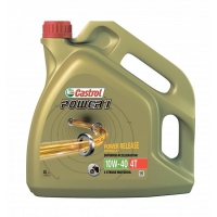 Масло моторное Castrol Power 1 4T 10W40 4л.
