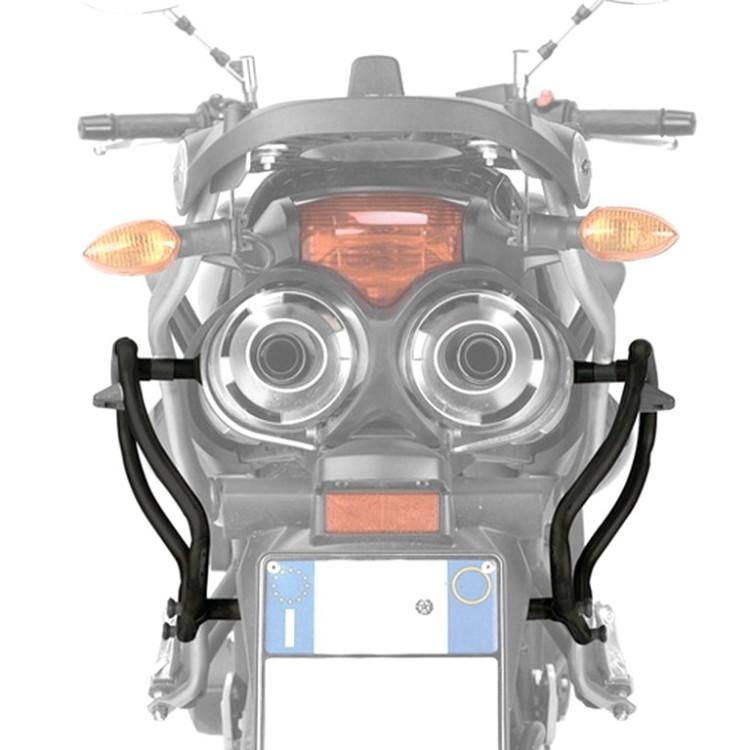 Крепление боковых кофров Kappa K33N для Yamaha FZ6 2009, арт: 10469 - Системы крепления и площадки для кофров