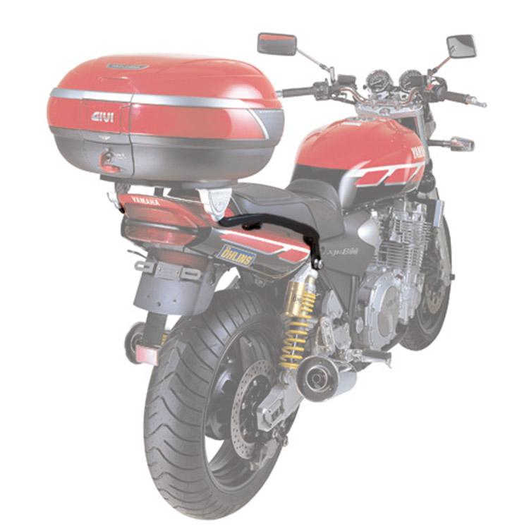 Крепление кофра GiVi для Yamaha XJR1200 95-98, XJR1300 98-02, арт: 10490 - Системы крепления и площадки для кофров