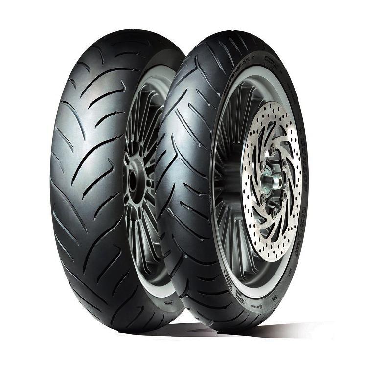 Dunlop Scootsmart RFD 140/60-14 64S TL r, арт: 10498 - Шины Dunlop