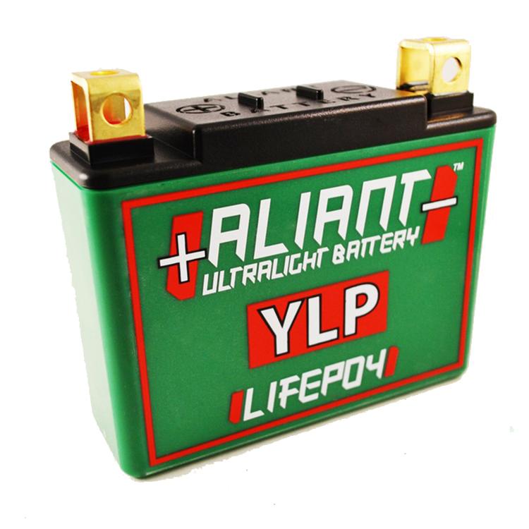 Аккумулятор литиевый ультралегкий Aliant YLP09X, арт: 10499 - Аккумуляторы литиевые