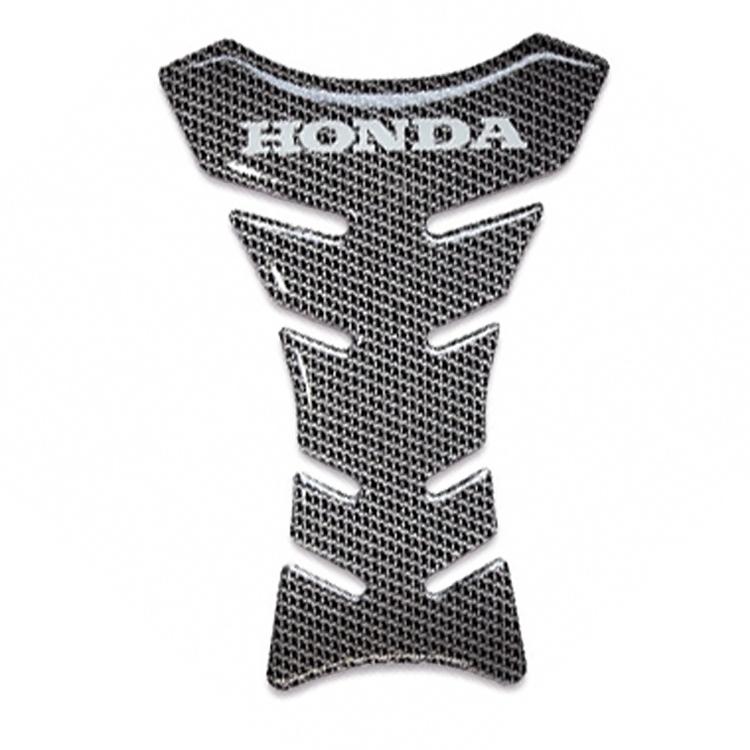 Наклейка на бензобак  Honda, арт: 10536 - Наклейки защитные