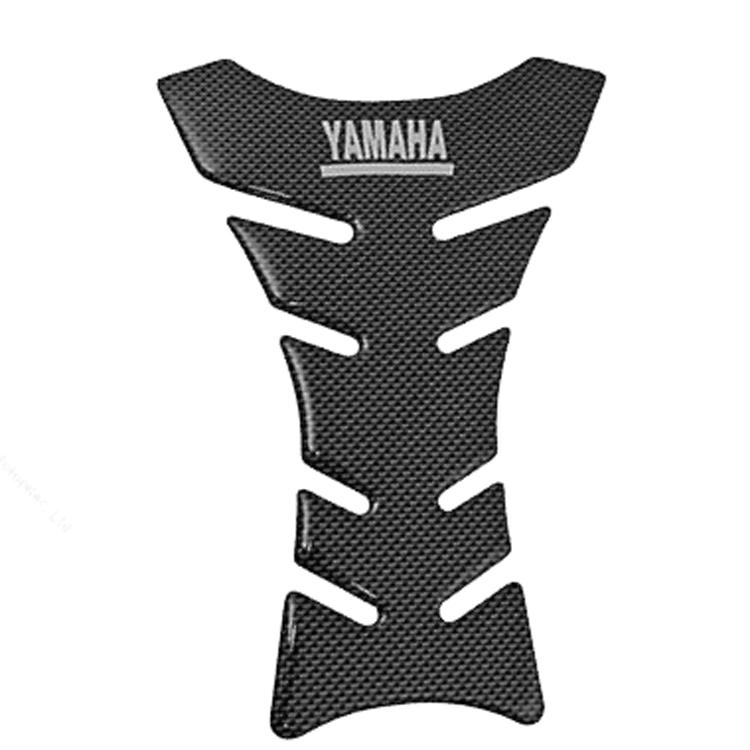 Наклейка на бензобак  Yamaha, арт: 10538 - Наклейки защитные
