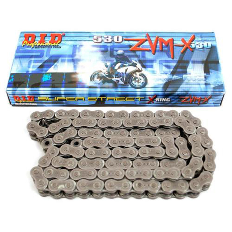 Цепь DID 530-118 ZVM-X super street X-ring ZJ, арт: 10541 - Цепи #530#