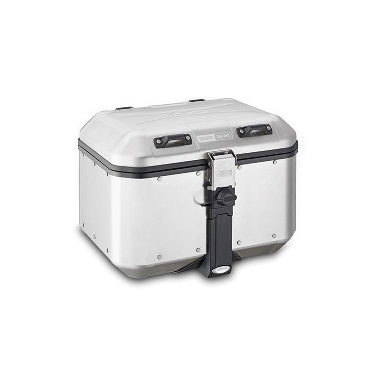 Кофр центральный(верхний) Givi Trekker Dolomiti Monokey® 46 л, арт: 10599 - Кофры пластиковые/алюминиевые
