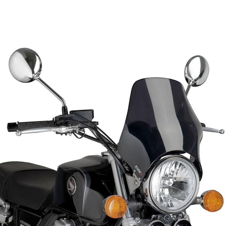 Стекло ветровое Puig Mini-screen для Honda CB 1000 F (SC30), арт: 10633 - Стекла