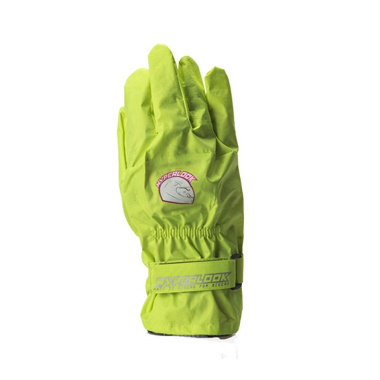 Дождевые перчатки Hyperlook element зеленые р.XXL, арт: 10639 - Дождевики