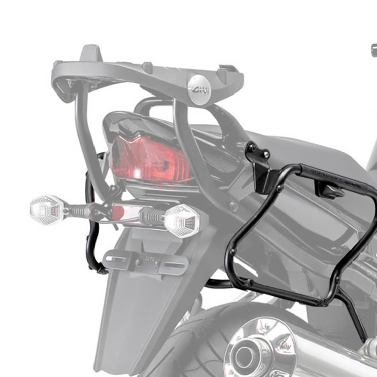 Крепление боковых кофров GiVi для Suzuki GSF 1250 Bandit (07-11), арт: 10651 - Системы крепления и площадки для кофров