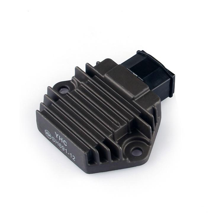 Реле регулятор для Honda CB250/CB400/CB500/CB600/CBR/FES/NT/Shadow/VT/VTR, арт: 10681 - Реле регуляторы