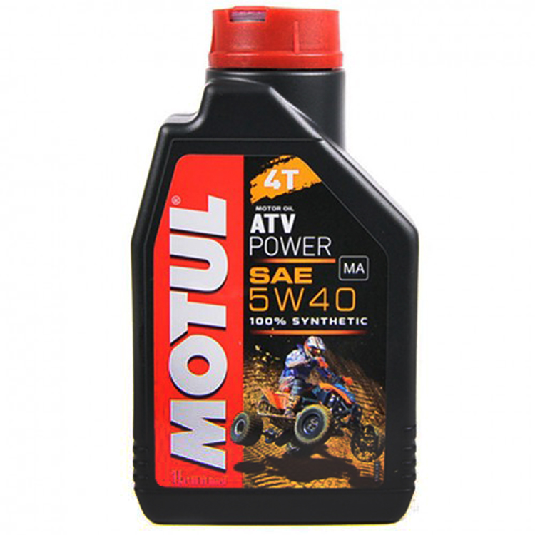 Масло моторное Motul ATV-Power 4T 5W40 1л., арт: 10759 - Моторные масла 2Т 4T