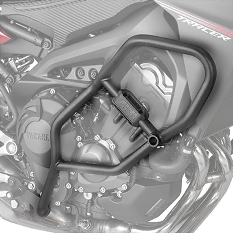 Дуги защитные Givi на Yamaha MT-09 Tracer (2015-2017), арт: 10925 - Дуги и слайдеры