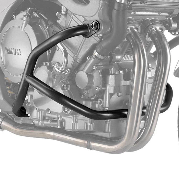 Дуги защитные Givi на Yamaha TDM 900 (2002-2014), арт: 10926 - Дуги и слайдеры