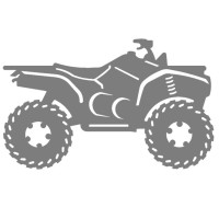 Honda ATV TRX420 FM Fourtrax Rancher 4x4 (2007-2017)