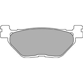 Тормозные колодки Ferodo FDB2156 Sinter Grip, арт: 11190 - Тормозные колодки