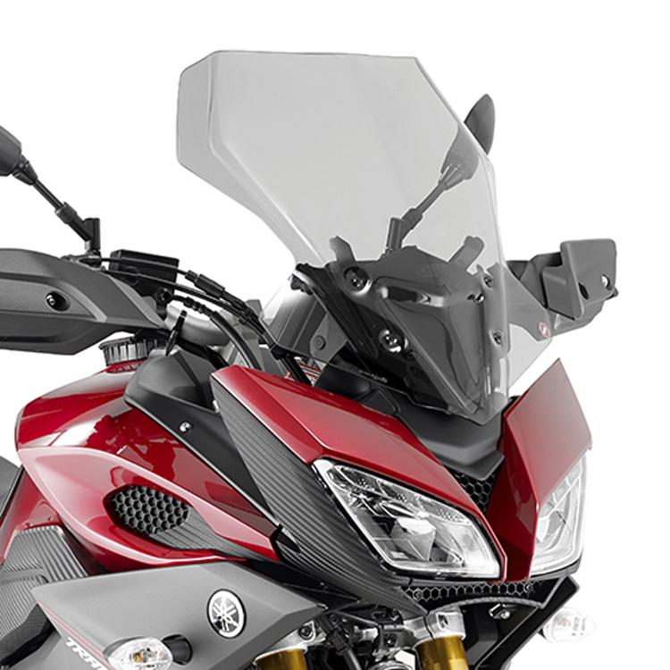 Стекло ветровое Yamaha MT-09 Tracer, арт: 11343 - Стекла в штатное место