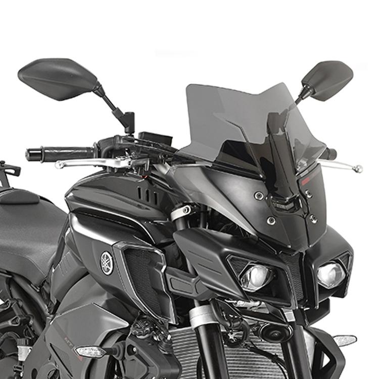 Стекло ветровое Yamaha MT-10 36 x 36 см, арт: 11345 - Стекла в штатное место
