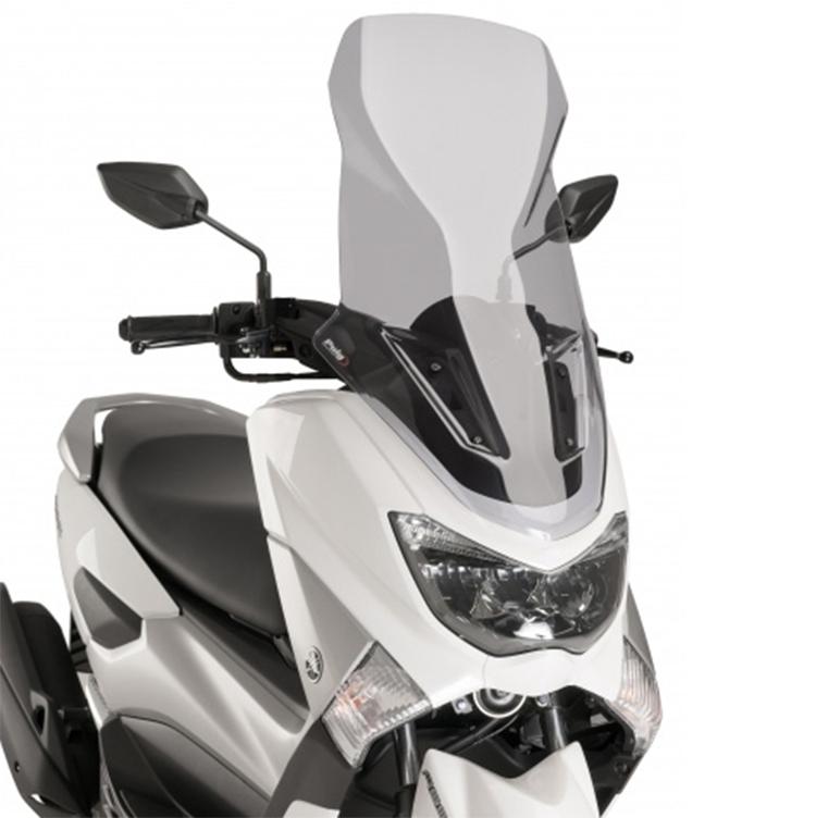 Стекло ветровое Yamaha N-MAX 125, арт: 11346 - Стекла в штатное место