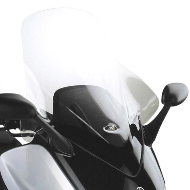 Стекло ветровое Yamaha T-MAX 500 80,1 x 64,5 см, арт: 11349 - Стекла в штатное место