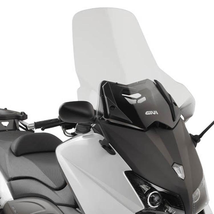 Стекло ветровое Yamaha T-MAX 530, арт: 11351 - Стекла в штатное место