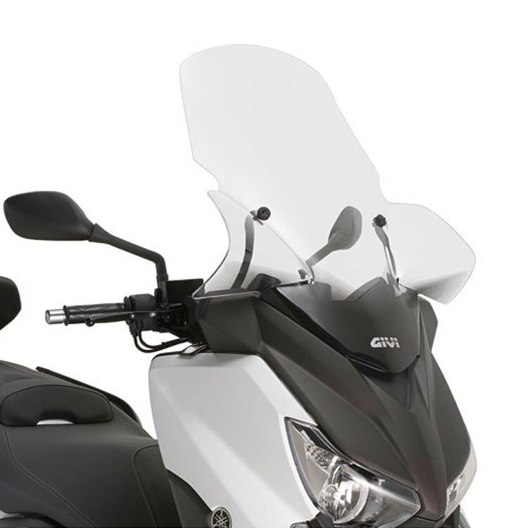 Стекло ветровое Yamaha X-Max, арт: 11353 - Стекла в штатное место