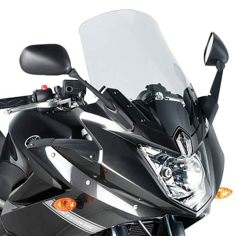 Стекло ветровое Yamaha XJ6 DIVERSION, арт: 11357 - Стекла в штатное место
