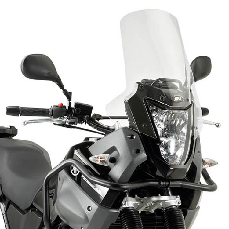Стекло ветровое Yamaha XT 660Z Tener, арт: 11359 - Стекла в штатное место