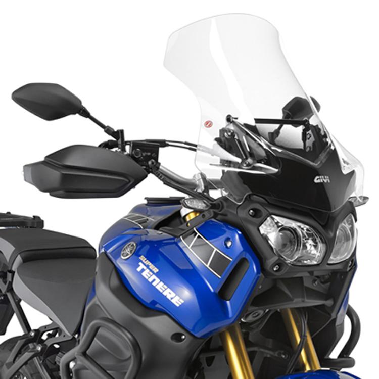 Стекло ветровое Yamaha XT1200ZE SUPER TENERE, арт: 11360 - Стекла в штатное место
