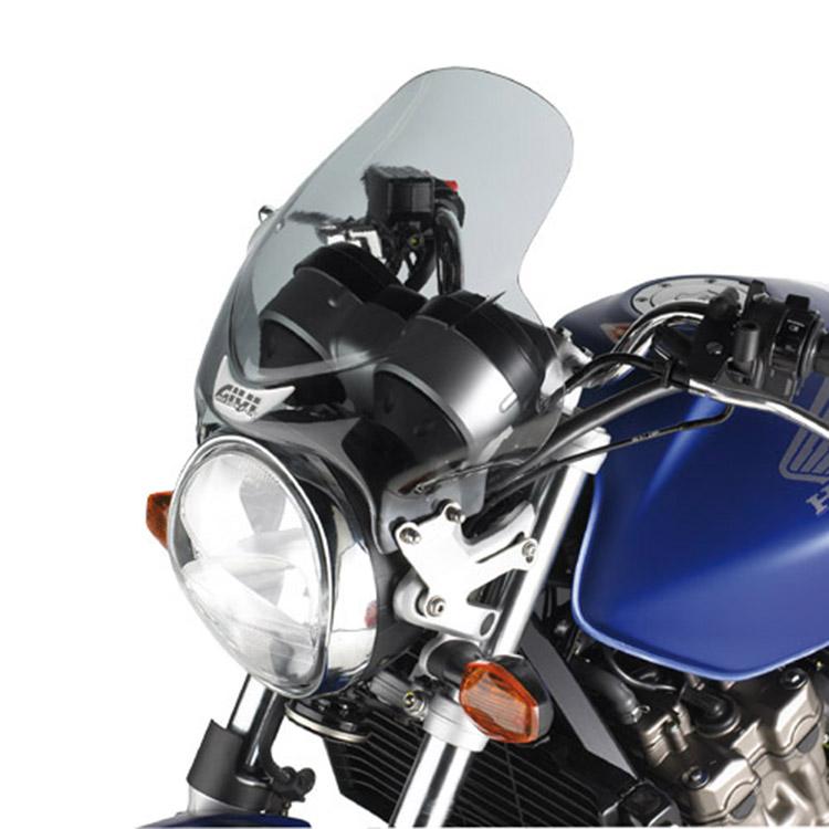 Стекло ветровое универсальное GiVi 240A для Naked bike, арт: 11383 - Универсальные стекла