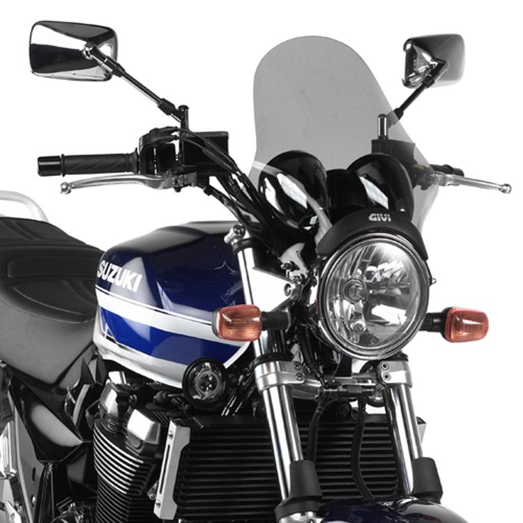 Стекло ветровое универсальное GiVi A210 на мотоцикл, арт: 11386 - Универсальные стекла