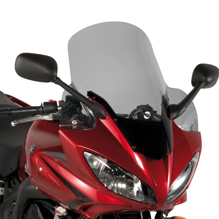 Крепление ветрового стекла 440D на Yamaha FZ6 S2 / FZ6 600 Fazer S2 (07 &gt  11), арт: 11421 - Крепления ветровых стекол