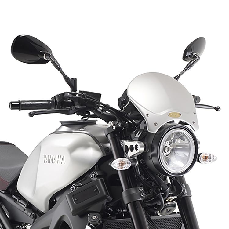 Крепление ветровых стёкол 100AL/100ALB/140A/140S на Yamaha SR900 (16 &gt  17), арт: 11427 - Крепления ветровых стекол