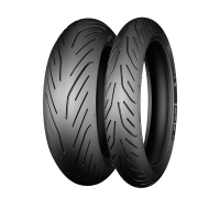Michelin Pilot Power 3 120/60 ZR17 M/C TL 55W Передняя