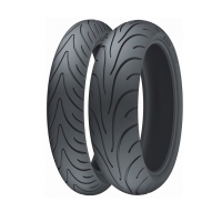 Michelin Pilot Road 2 160/60 ZR17 M/C TL 69W Rear