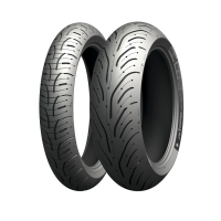Michelin Pilot Road 4 GT 190/50 ZR17 M/C TL 73W Задняя