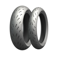 Michelin Power RS 180/55 ZR17 M/C TL 73W Rear