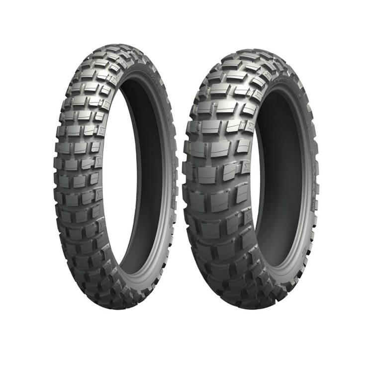 Michelin Anakee Wild 120/70 R19 M/C TL/TT 60R Front, арт: 11861 - МотоРезина