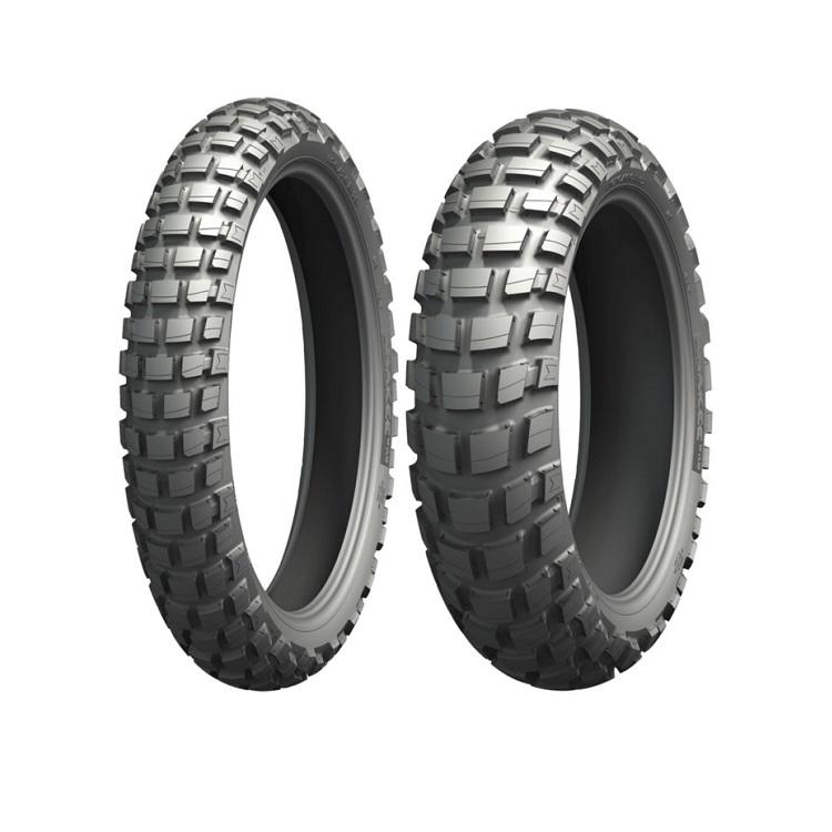Michelin Anakee Wild 120/80 R18 M/C TL/TT 62S Rear, арт: 11862 - МотоРезина