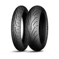 Michelin Pilot Road 4 Trail 110/80 R19 M/C TL 59V Задняя