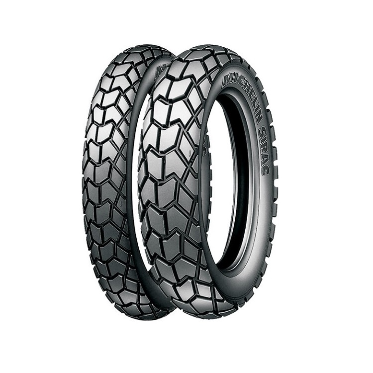 Michelin Sirac 130/80 R17 M/C TL/TT 65T Rear, арт: 11876 - МотоРезина