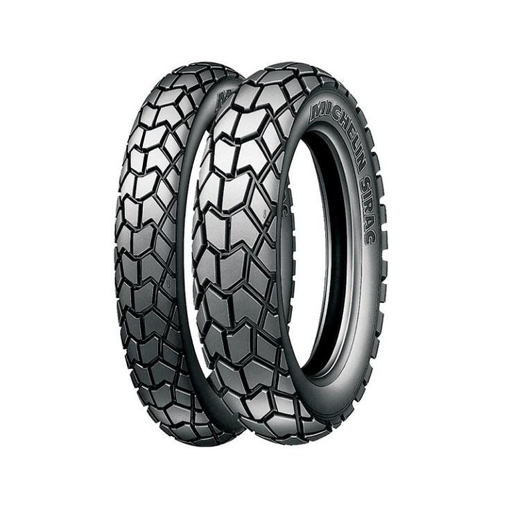 Michelin Sirac 80/90 R21 M/C TL 48R Front, арт: 11878 - МотоРезина