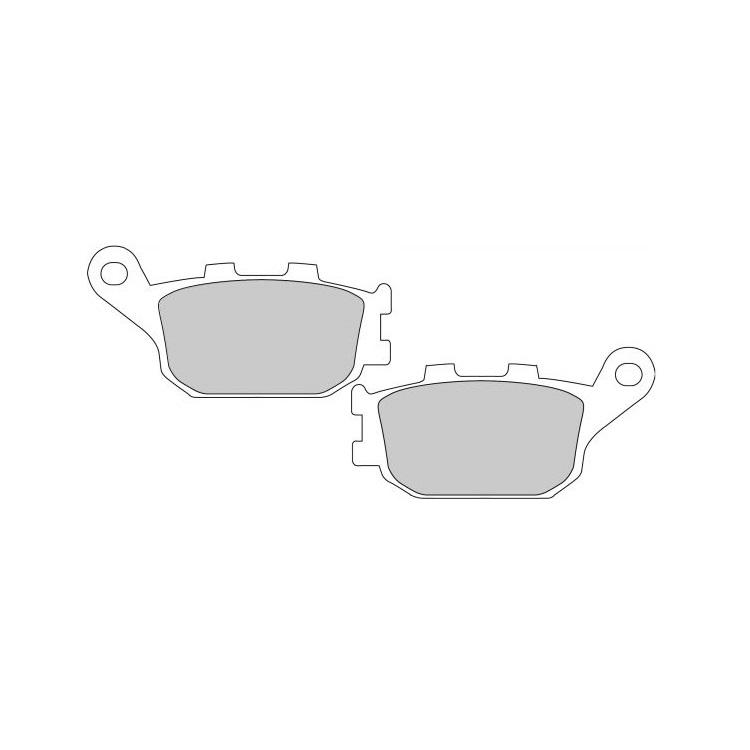 Тормозные колодки Ferodo FDB754 Eco Friction, арт: 12250 - Тормозные колодки