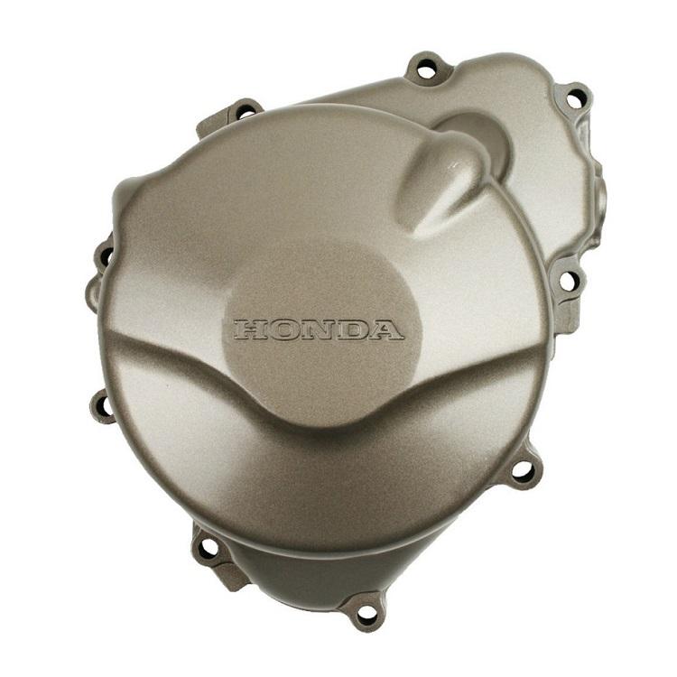 Крышка картера левая (генератора) Honda CBR600F4i не оригинал, арт: 12326 - Детали картера (крышки двигателя)