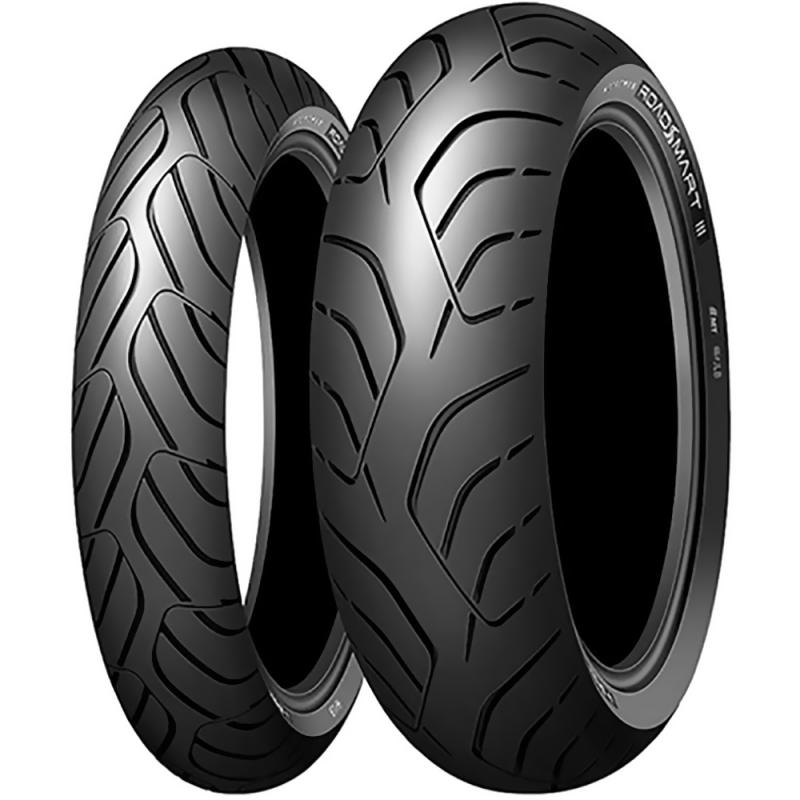 Dunlop Sportmax Roadsmart III 120/70 R17 TL 58 W Передняя, арт: 12831 - Шины Dunlop