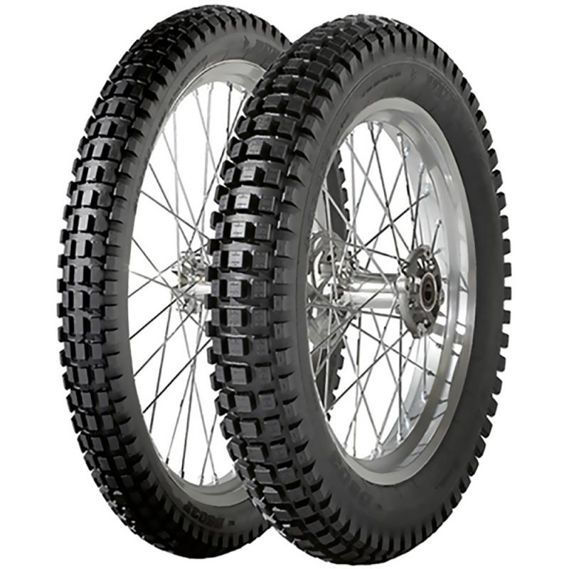 Dunlop TRIAL D803GP 80/100 R21 TL 51 M Передняя, арт: 12846 - Шины Dunlop